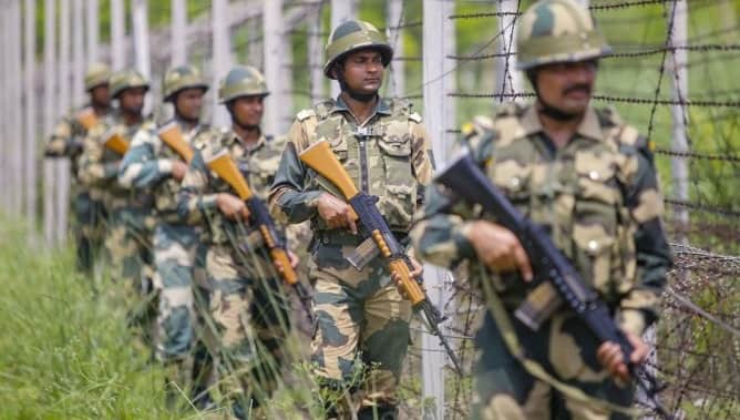 How to Join BSF In India