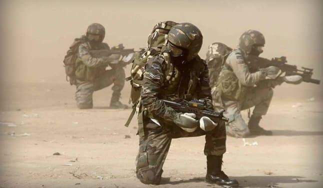 Para Commando India